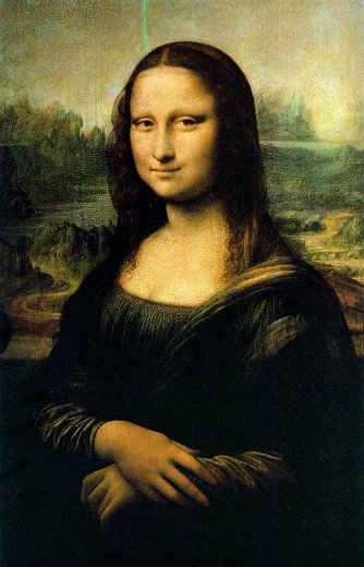art mona lisa