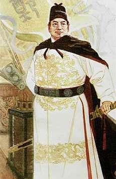 explorador chino Zheng He