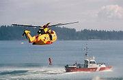Heli rescue Canada