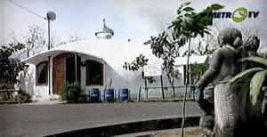 Rumah Teletubbies Vs Barrataga Tuti Nonka s Veranda