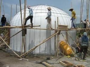 Rumah Dome Hawa 1