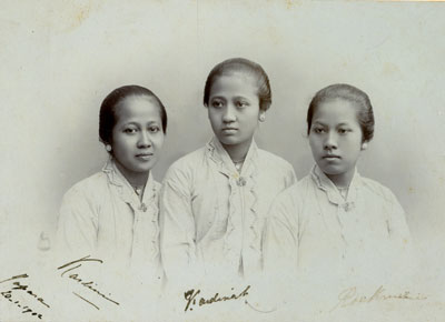 kartini-kardinah-roekmini Mitos Kartini  wallpaper