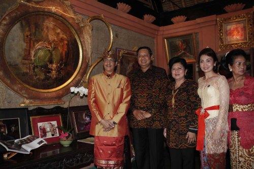 Mario Blanco dan SBY